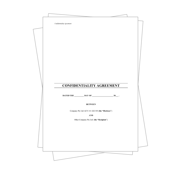 Sample Legal Document Template