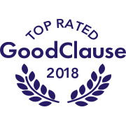 Top Rated GoodClause 2018 Crest